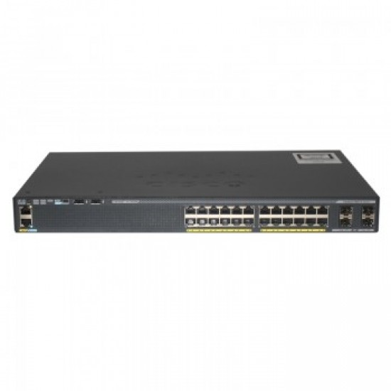 Cisco Switch WS-C2960X-24TS-L