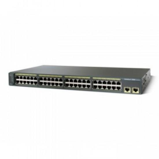 Cisco Switch WS-C2960-48TT-L